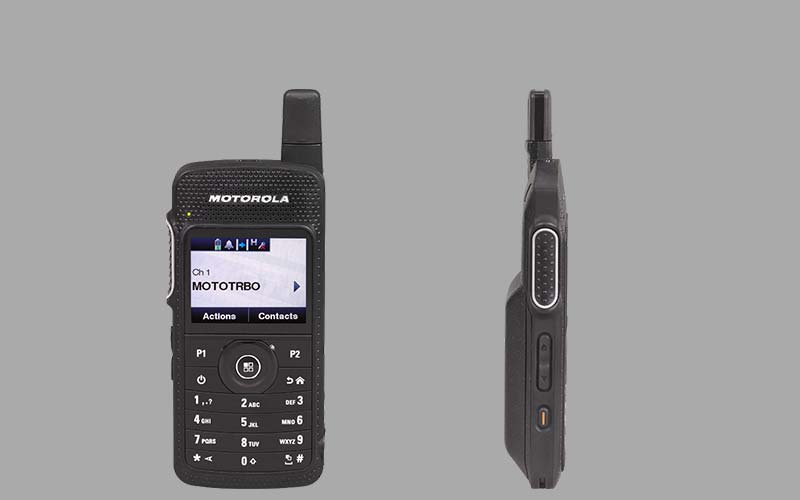 Motorola Two-Way Radio Dealer Integrated Wireless