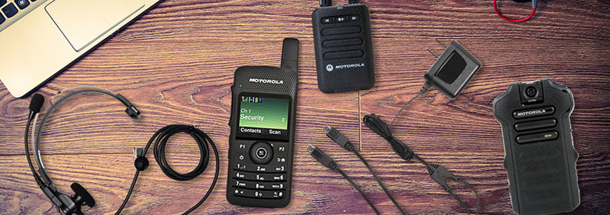 Integrated Wireless Technologies Two-way Radio Rentals