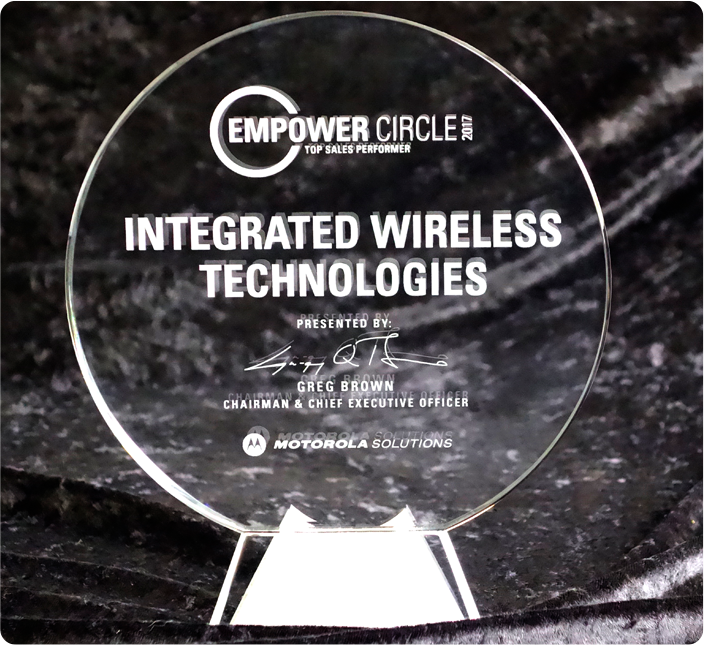 IWT Empower Circle Award